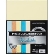 """Core'dinations Cardstock Value Pack, 8.5"""" x 11"""", 50pk"""