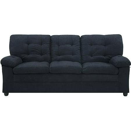 Buchannan Microfiber Sofa Multiple Colo Best Furniture