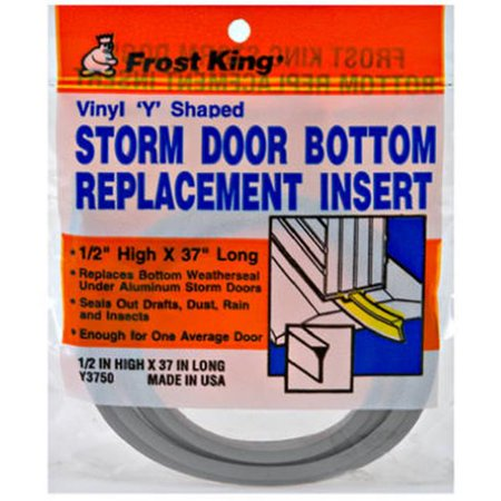 Thermwell Products Co. Y Storm Door Bottom Seal