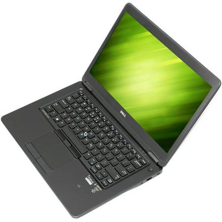 Refurbished Dell Latitude E7450 i7 2 6GHz 16GB 256SSD Windows 10 Pro 64  Laptop Camera B - Walmart com