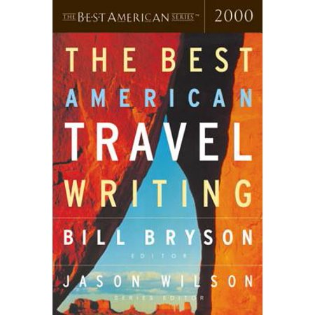 The Best American Travel Writing 2000 - Paperback (Best Gift Under 2000)