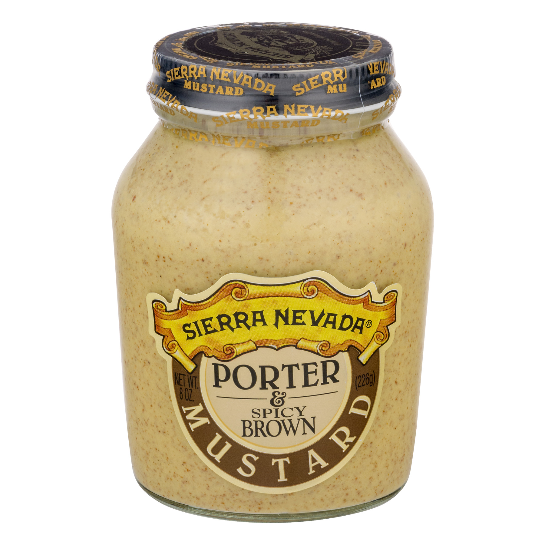 Mustard Porter Spcy 8 OZ (Pack of 6)