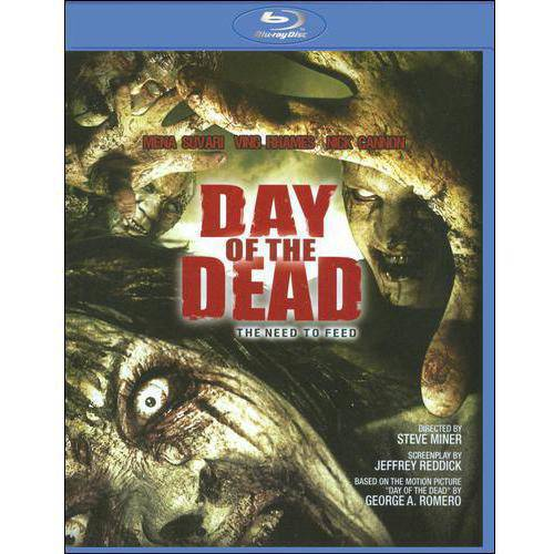 Day Of The Dead (Blu-ray) (Widescreen)