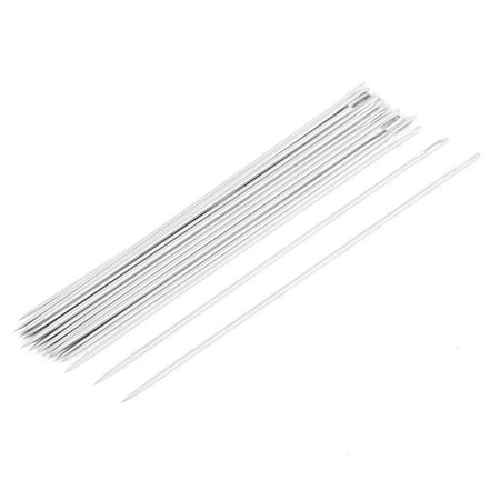 - Sewing Machine Knitters Hand Embroidery Metal Threading Needles 3.5