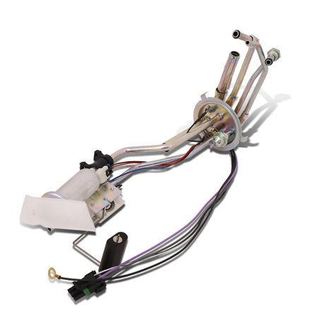 K1500 Pickup Hood - For 1988 to 1995 Chevy / GMC C1500 / C2500 / C3500 / K1500 / K2500 / K3500 Pickup Suburban Electric In -Tank Fuel Pump module Kit 89 90 91 92 93 94 E3621S