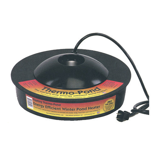 K&H Manufacturing 100 Watts Thermo Pond 3.0 Pond Heater with Cord
