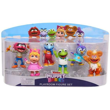 Muppet Babies Figure 6-Pack