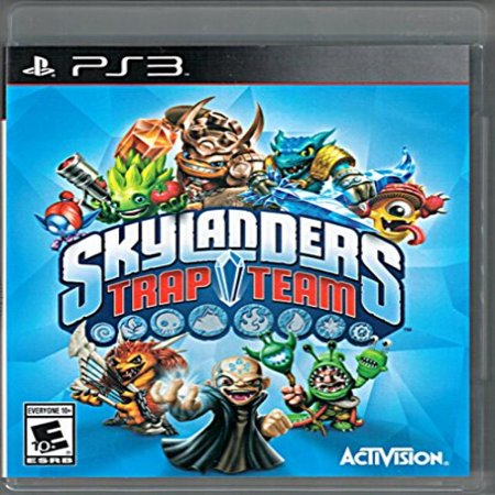 Skylanders Trap Team REPLACEMENT GAME ONLY for PS3 ()