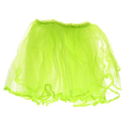 Costume Girls Green Tutu - Green Lantern Costume Girl