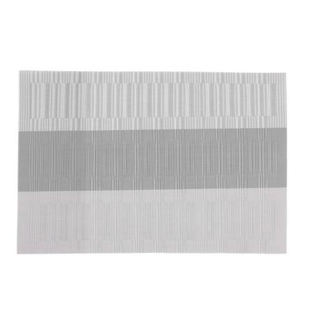 Restaurant Forme rectangle en PVC résistant à eau coupe-verre napperon tapis bol - image 4 de 4
