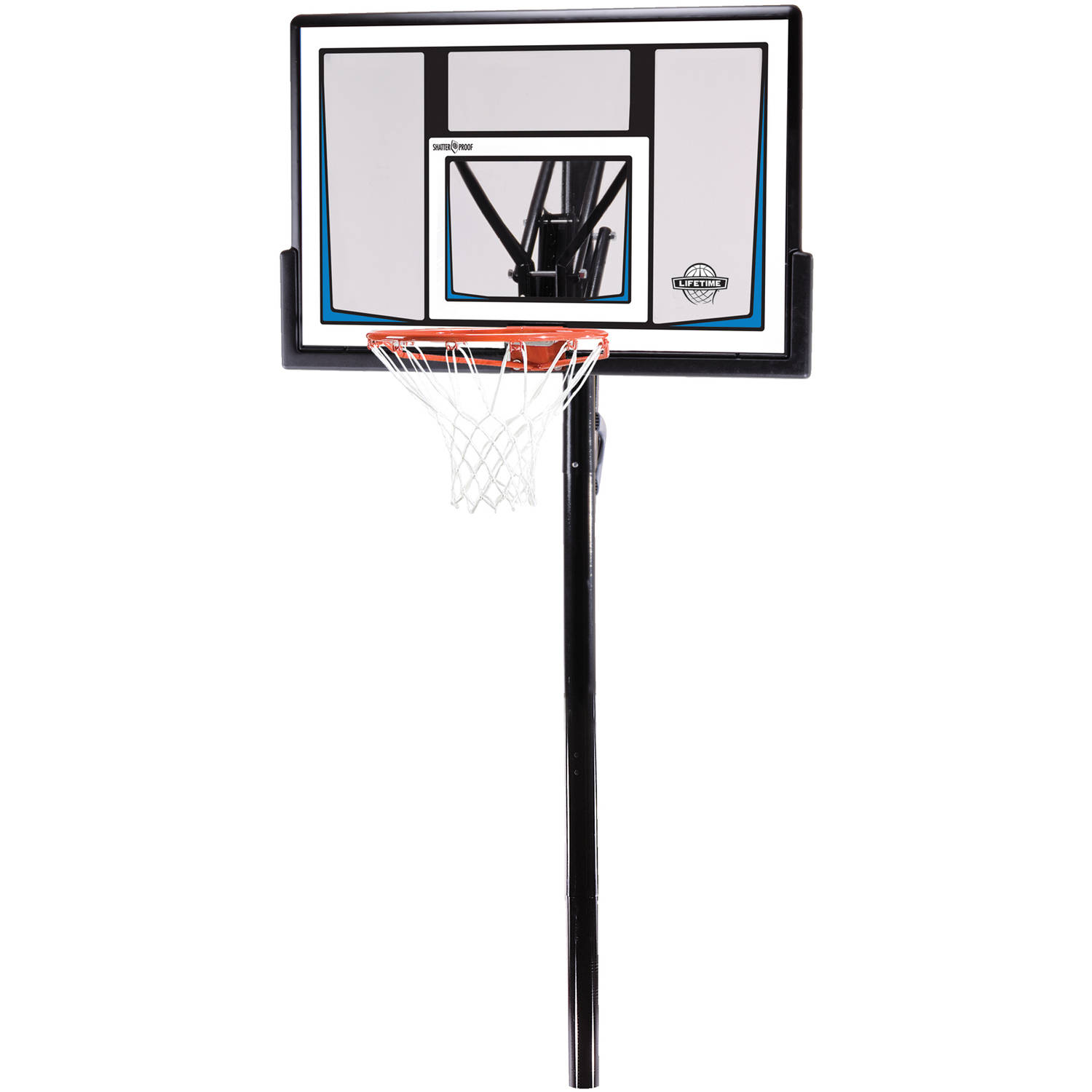 Lifetime In-Ground Basketball System