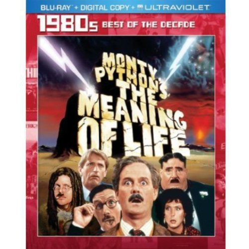 Monty Python's The Meaning Of Life (Blu-ray   Digital HD) (With INSTAWATCH) (Widescreen)
