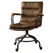 Acme Furniture Harry Office Chair, Vintage Whiskey Leather