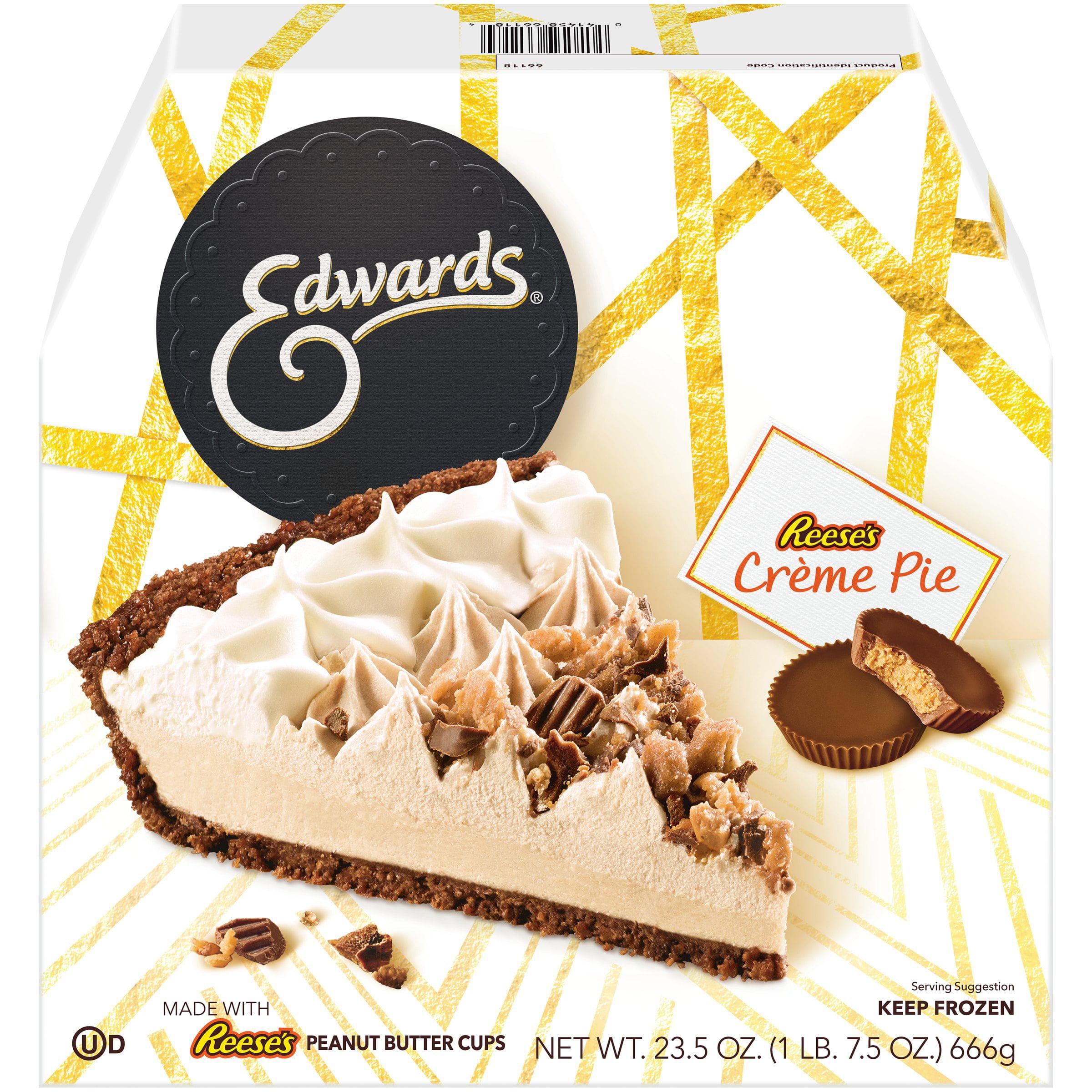 Edward Reese's Creme Pie 23.5 oz. Box