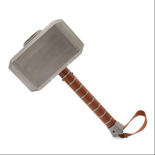 Marvel Avengers Initiative Thor Ultimate Mjolnir Hammer by