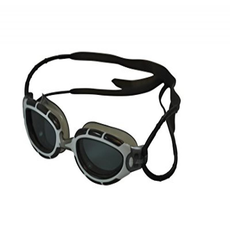 ZOGGS Zoogs Swim Predator Polarized S M, Black-White Smoke