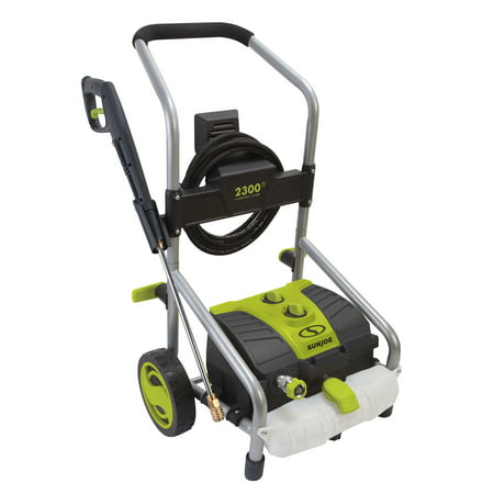 Sun Joe SPX4004-MAX 2300-PSI MAX 1.6-GPM Pressure Washer w/High-Low Pressure Select Technology