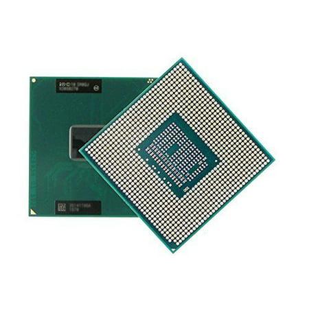 Intel Black Mobile Cpu (Intel Core i3-2370M SR0DP PGA 988B G2 Mobile CPU Processor 2.4Ghz 3MB 5GT/s)