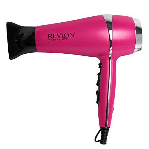 Revlon RVDR5190 VolumeStay 1875 Watt Titanium Hair Dryer