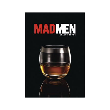 Mad Men: Season Three (DVD) - Mad Tv Stewart Halloween