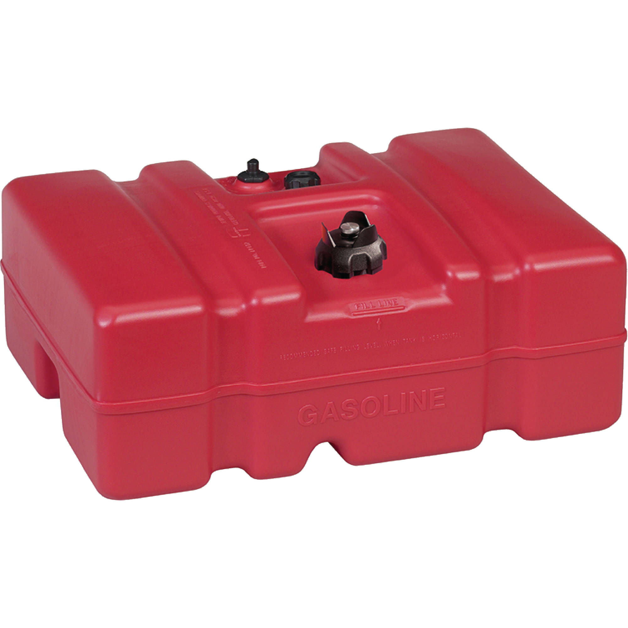 Moeller low perm certified fuel tank gallon with