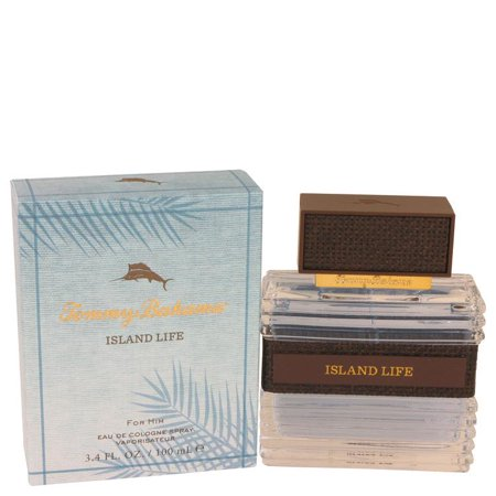 Tommy Bahama Island Life by Tommy Bahama - Men - Eau De Cologne Spray 3.4 oz Tommy Bahama Island Life by Tommy Bahama - Men - Eau De Cologne Spray 3.4 oz