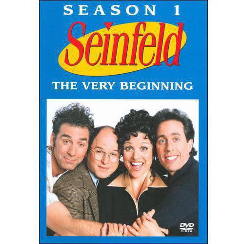 Seinfeld-1st Season [dvd/ff 1.33/mono/stereo/port-sub/fr-dub] (Sony Pictures)