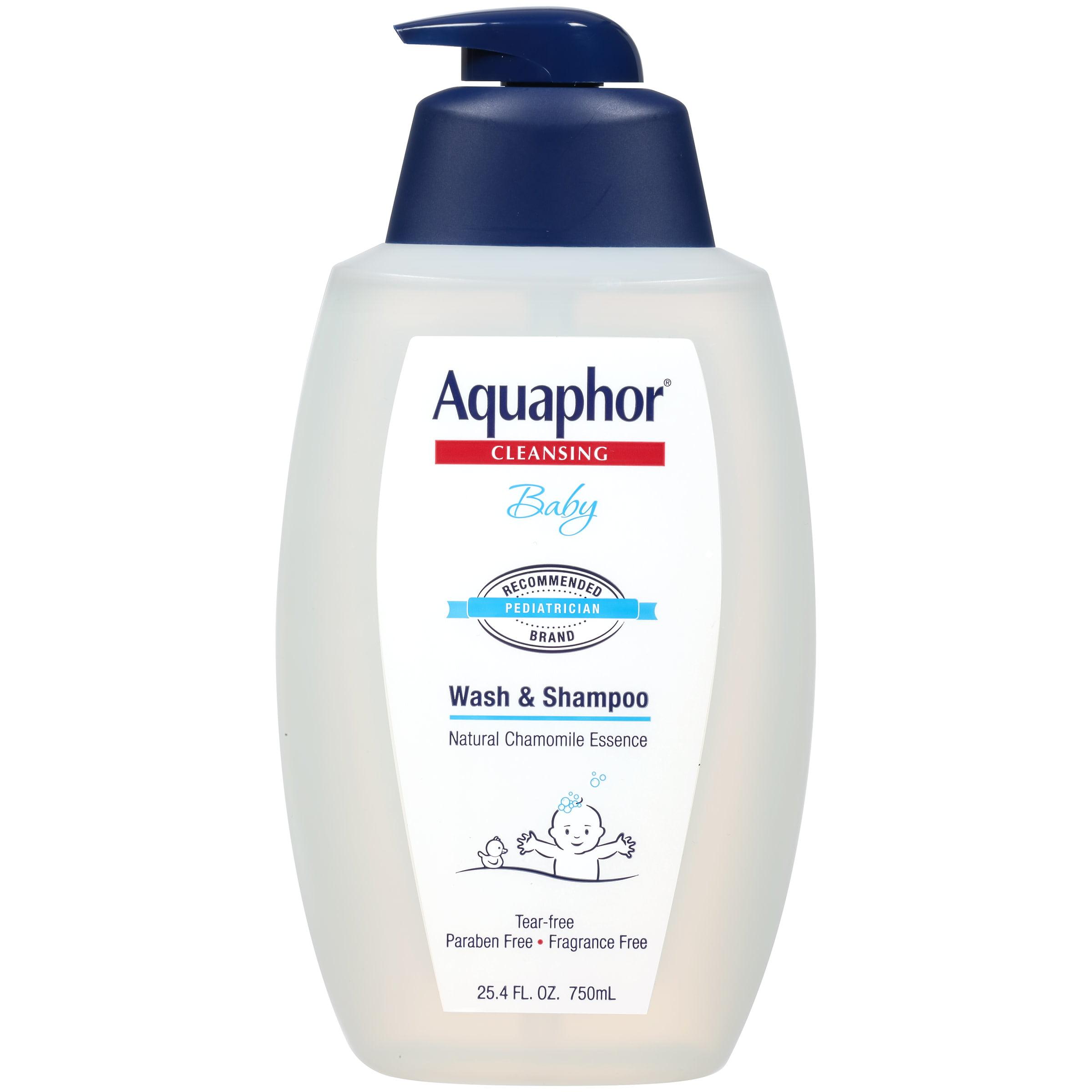 Aquaphor Baby Wash & Shampoo 25.4 fl. oz.