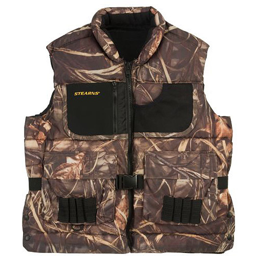 Adult Hunting Vest, Camo
