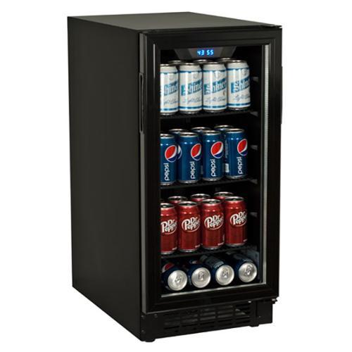 Koldfront  Black 80-can Built-in Beverage Cooler Sold by Living Direct