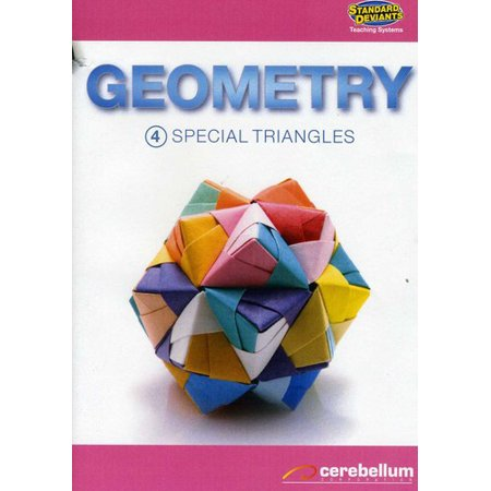 TS Geometry Module 4: Special Triangles (DVD)