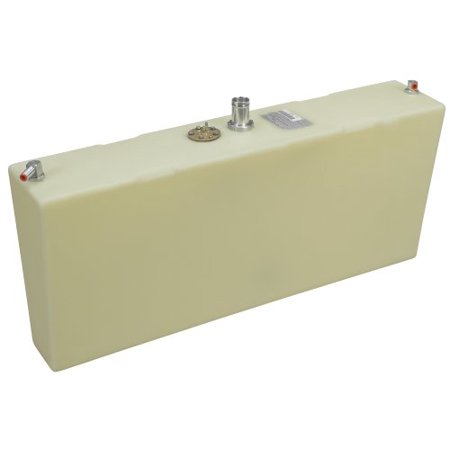 Below Deck Fuel Tank - Moeller Marine Below Deck Permanent Fuel Tank with Port Side Withdraw (18-Gallon, 39