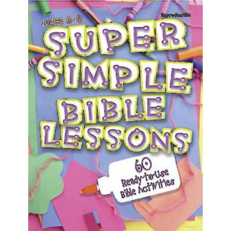 Esl Halloween Lesson Activities (Super Simple Bible Lessons (Ages 6-8) : 60 Ready-To-Use Bible Activities for Ages)