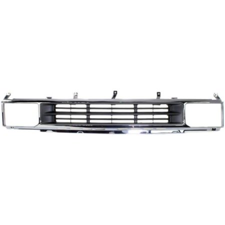Replacement top deal chrome grille for 90 95 nissan pathfinder replacement top deal chrome grille for 90 95 nissan pathfinder 6231060g00 fandeluxe Choice Image