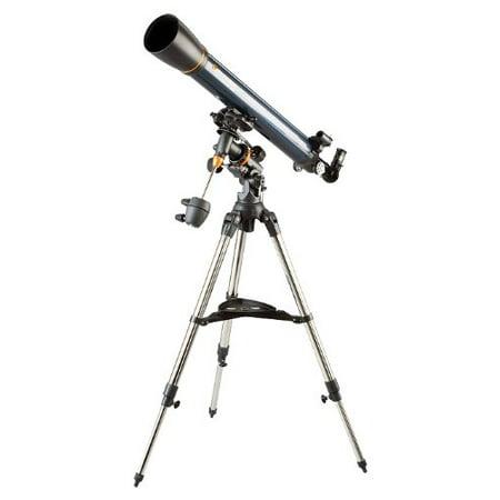 Celestron 21064 AstroMaster 90 EQ Refractor Telescope