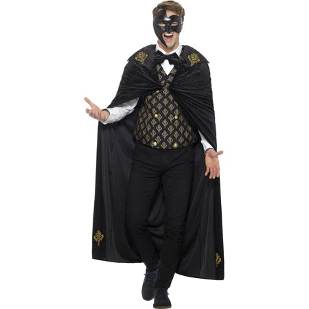 Masquerade Costumes Plus Size (Deluxe Phantom Masquerade)
