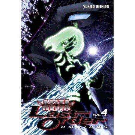 Battle Angel Alita: Last Order Omnibus 4 by