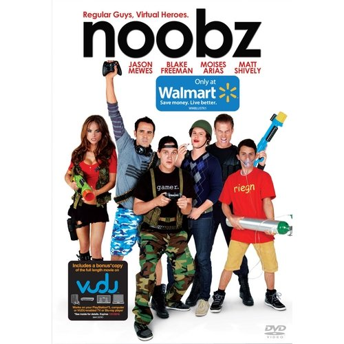 Noobz (With VUDU Copy) (Walmart Exclusive) (Widescreen)