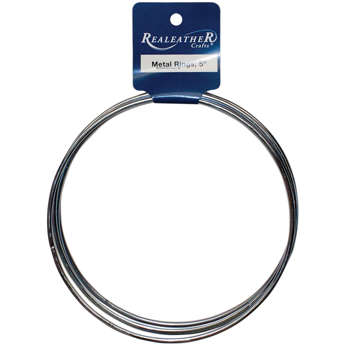 Zinc Metal Rings, 3\