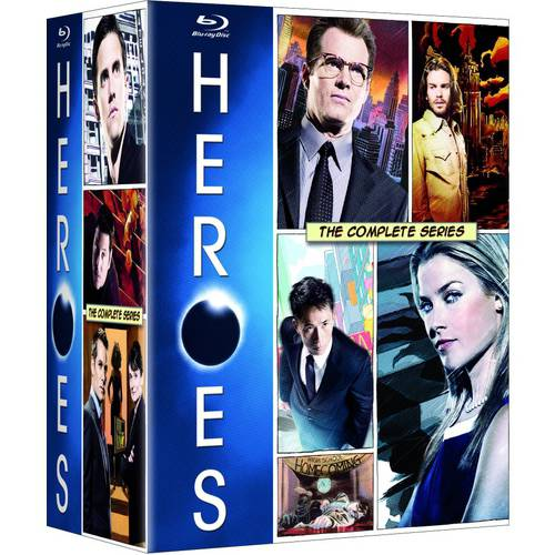 Heroes: The Complete Series (Blu-ray) MCABR61172986