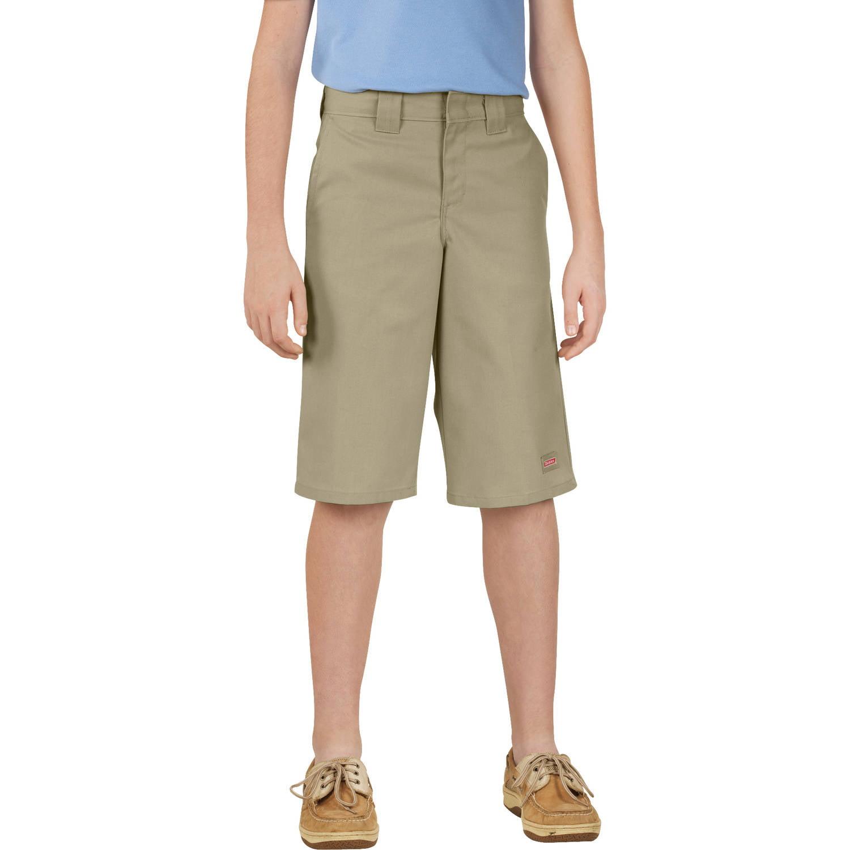 Genuine Dickies Husky Boys Shorts with Multi Use Pocket