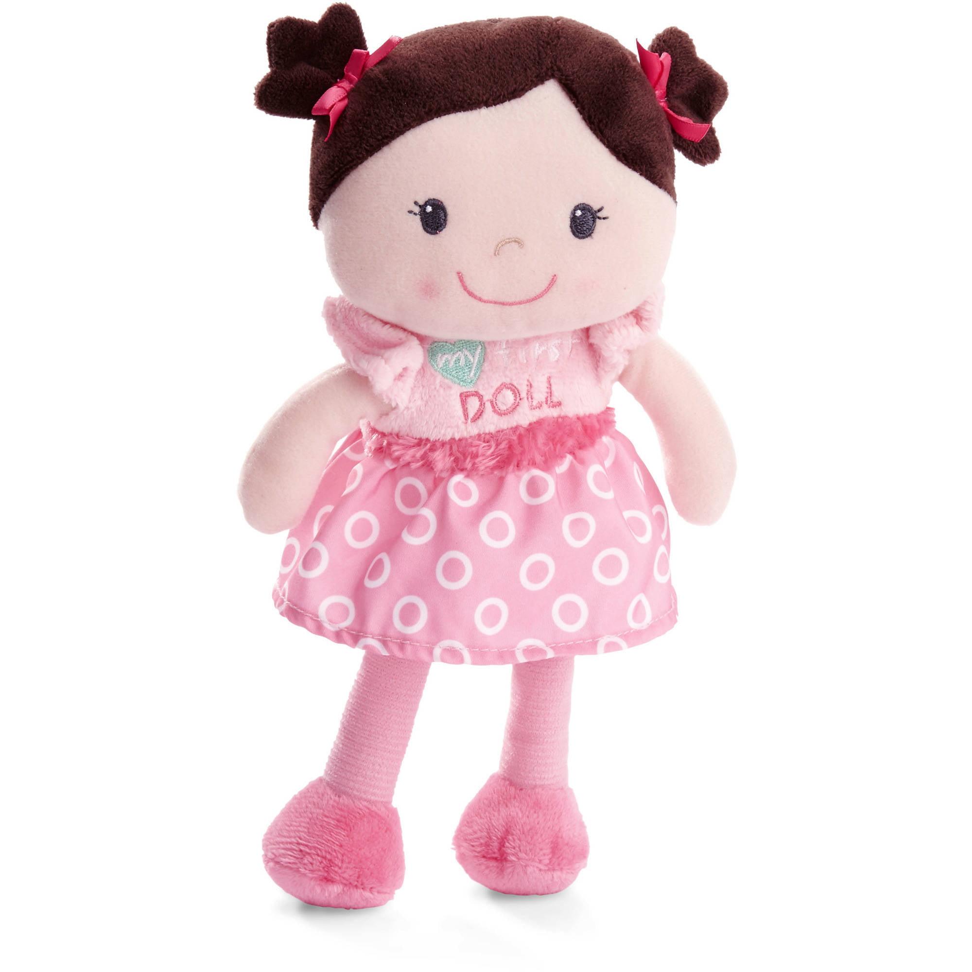 garanimals newborn baby my first doll toy walmartcom