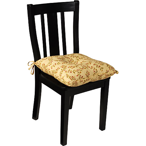 Better Homes and Gardens Tuscan Scroll Chairpad