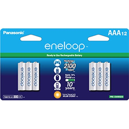 Panasonic Eneloop AAA Size NiMH Rechargeable Battery