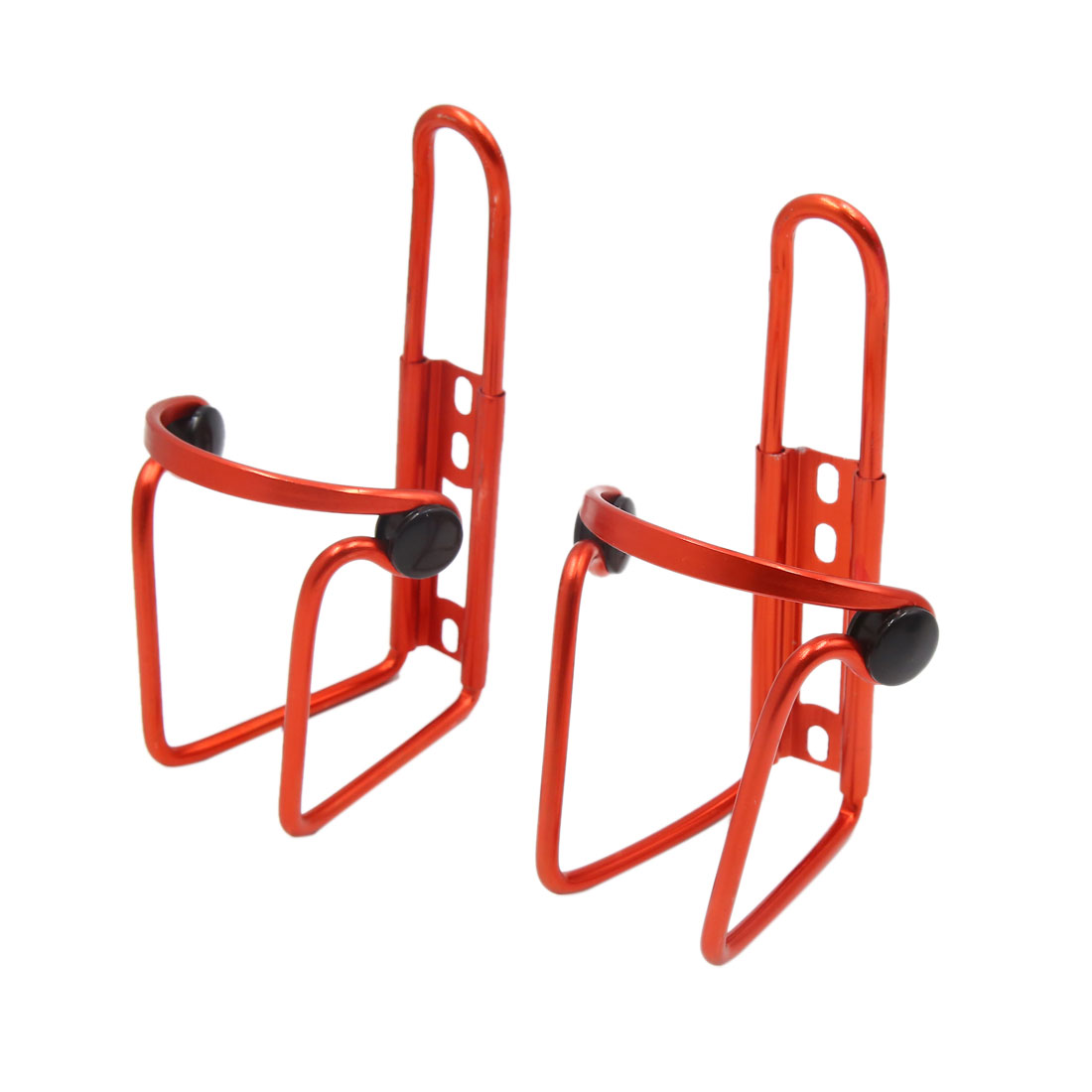 2PCS Aluminum Alloy Bike Drink Water Bottle Cup Holder MTB Bike Bicycle Cages