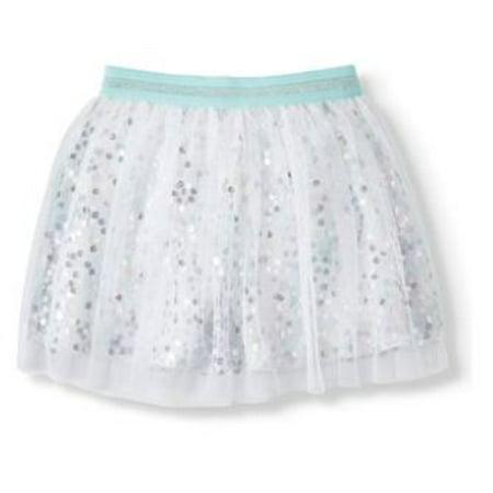 Big Sky Riding Skirt - 365 Kids From Garanimals Iridescent Sequin Skirt (Little Girls & Big Girls)
