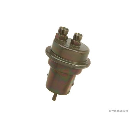 Bosch W0133-1611115 Fuel Injection Fuel Accumulator for Audi / BMW / Volkswagen / Volvo
