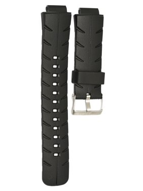 b0b3a9e5a246 Product Image 16MM BLACK RUBBER WATCH BAND FITS CASIO GSHOCK G-300