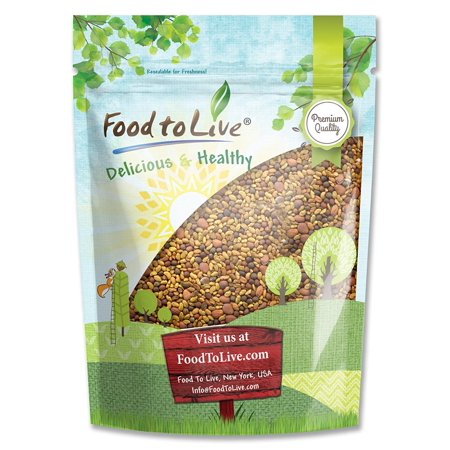 Food To Live  Spicy Mix of Sprouting Seeds: Broccoli, Radish, Alfalfa (1 Pound)