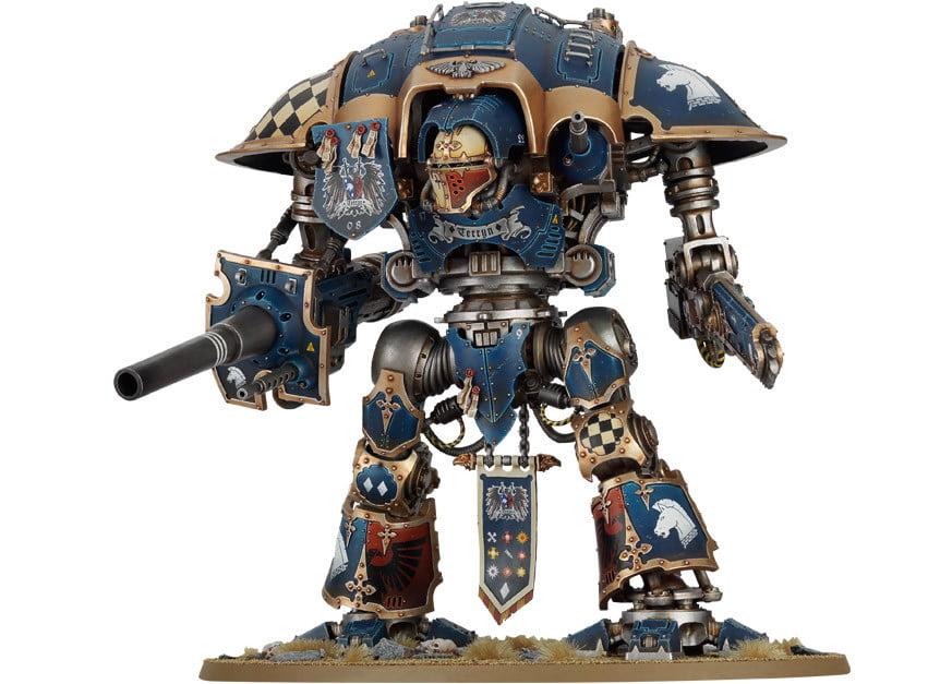 Games Workshop Warhammer 40k Imperial Knight Titan by Games Workshop